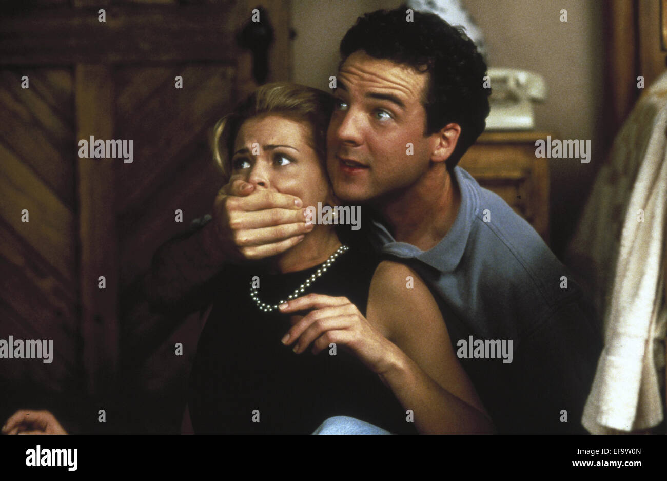 KRISTY SWANSON   ANDY COMEAU 8 HEADS IN A DUFFEL BAG (1997 Stock ... 920ec9e908