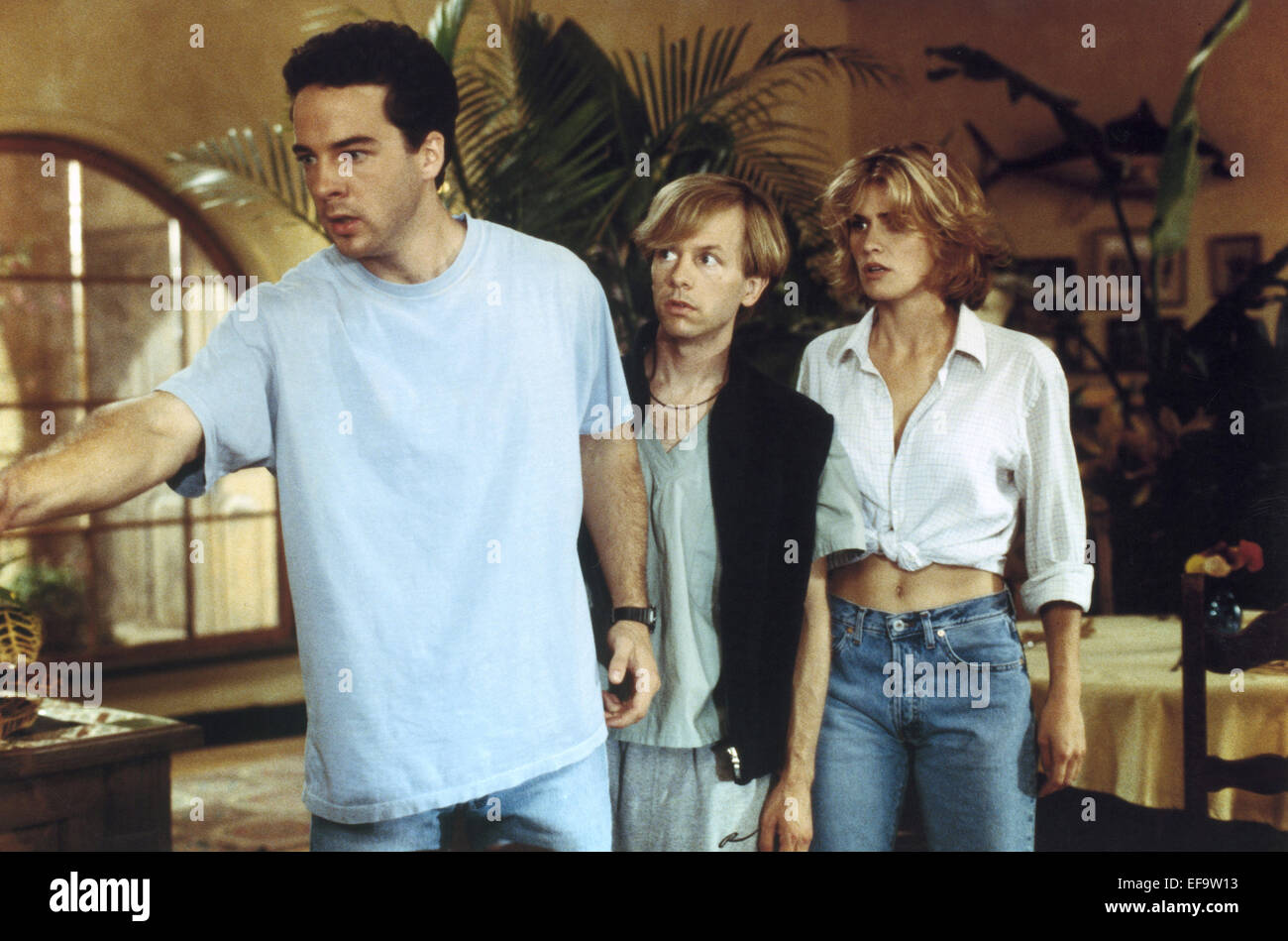 ANDY COMEAU DAVID SPADE   KRISTY SWANSON 8 HEADS IN A DUFFEL BAG (1997) a3be605f78