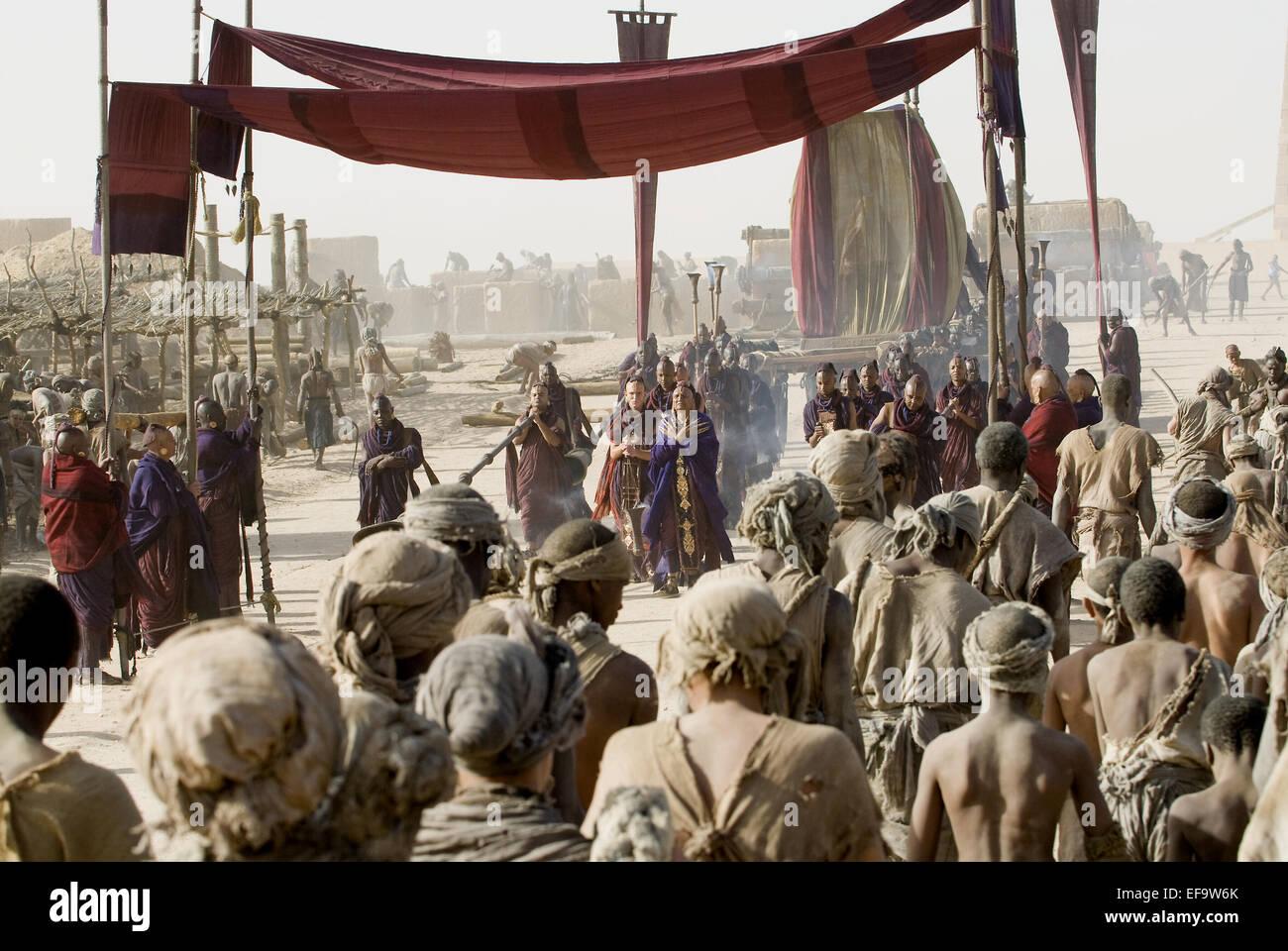 GENERAL SCENE 10 000 BC (2008) - Stock Image