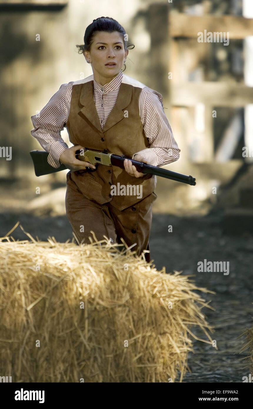 JACLYN DESANTIS A GUNFIGHTER'S PLEDGE (2008) - Stock Image
