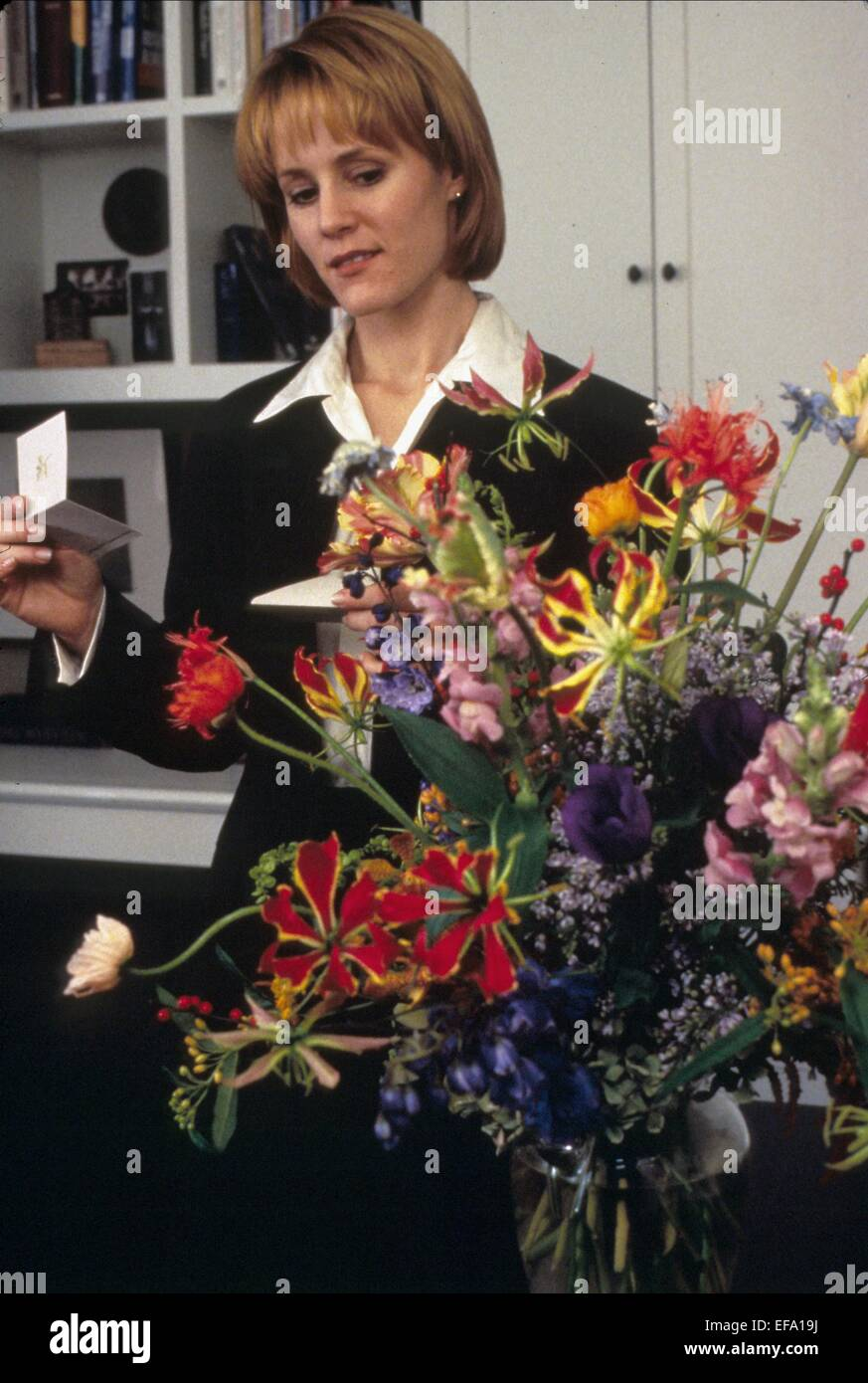 MARY STUART MASTERSON BED OF ROSES (1996) Stock Photo