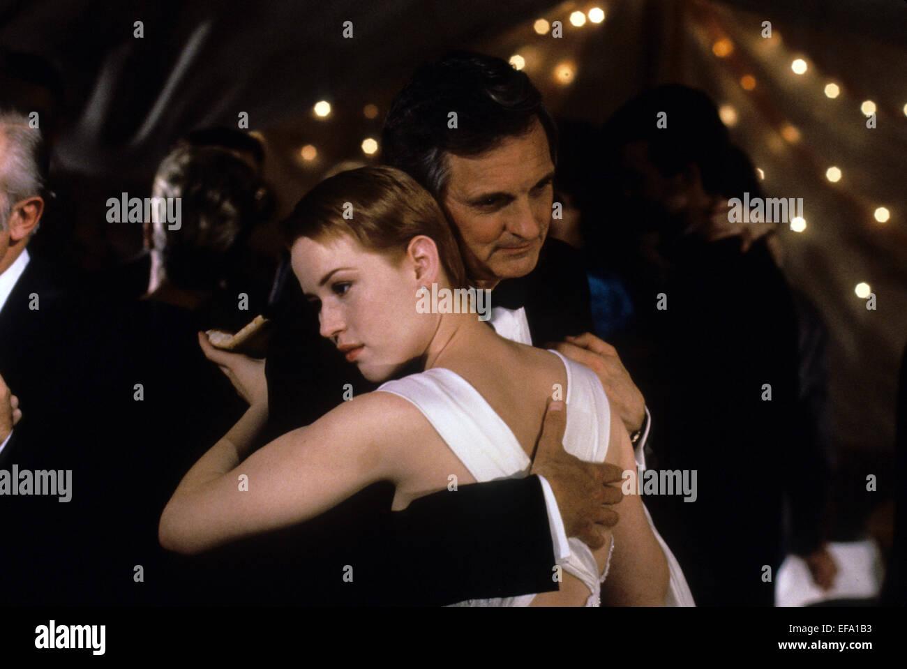 Molly Ringwald Alan Alda Betsy S Wedding 1990 Stock Photo