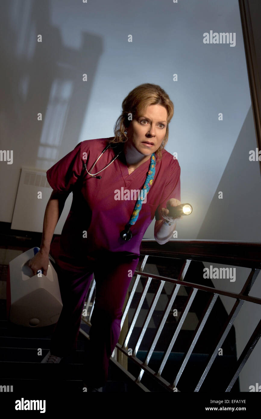 JOBETH WILLIAMS 14 HOURS (2005) - Stock Image