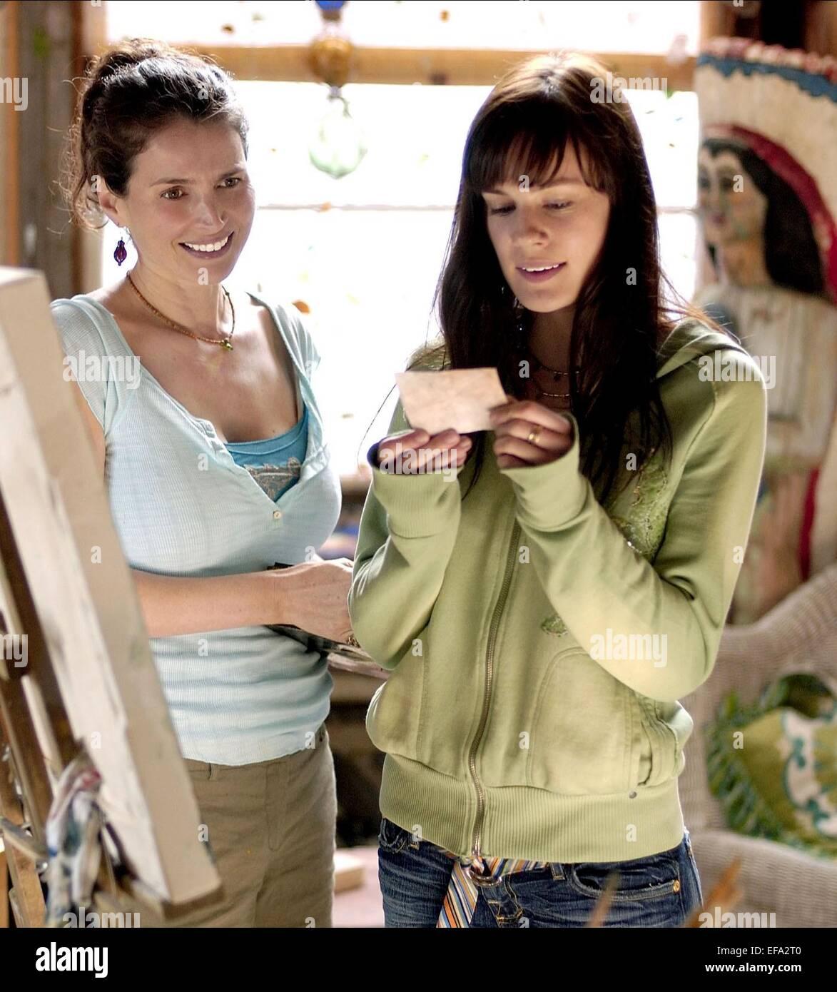 JULIA ORMOND & CHELSEA HOBBS BEACH GIRLS (2005) - Stock Image