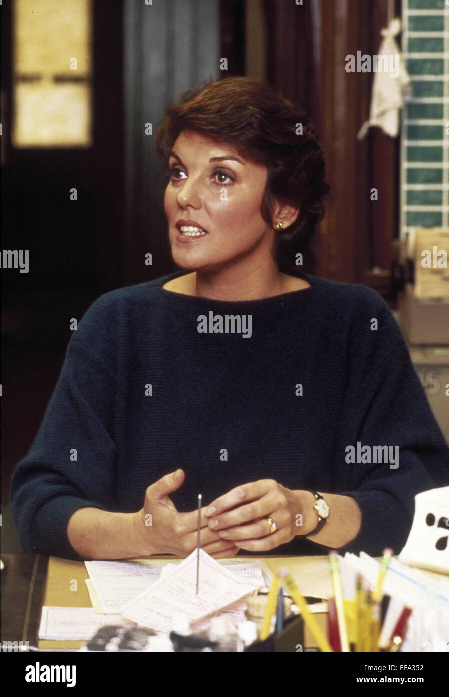 TYNE DALY CAGNEY & LACEY (1982) - Stock Image