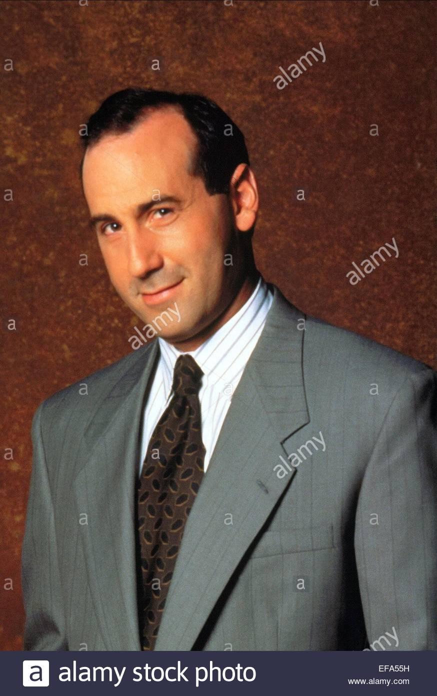 JAMES ECKHOUSE BEVERLY HILLS 90210 (1991) - Stock Image