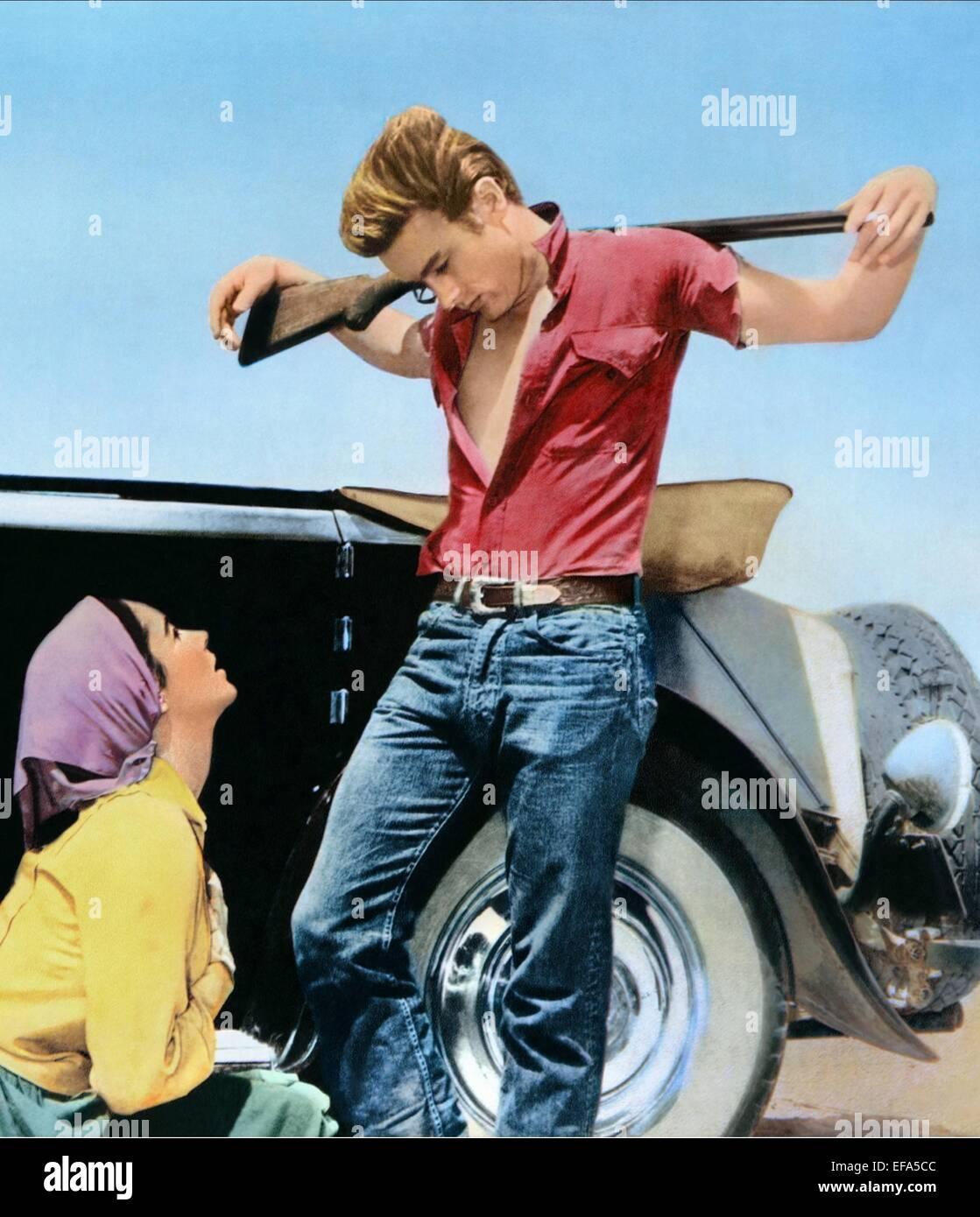 James Dean, Giant - YouTube  Giant 1956 James Dean