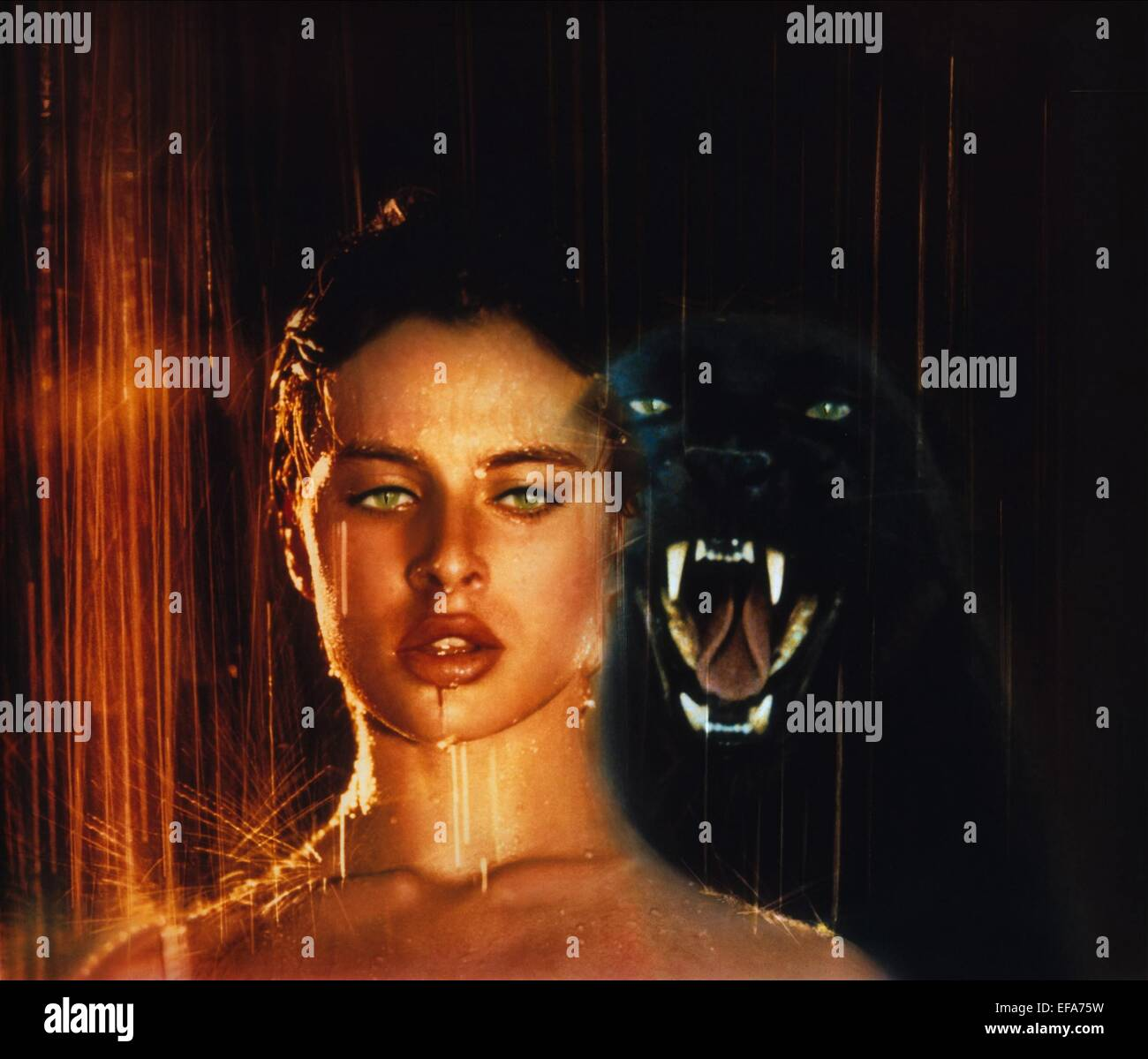 NASTASSJA KINSKI CAT PEOPLE (1982 Stock Photo - Alamy