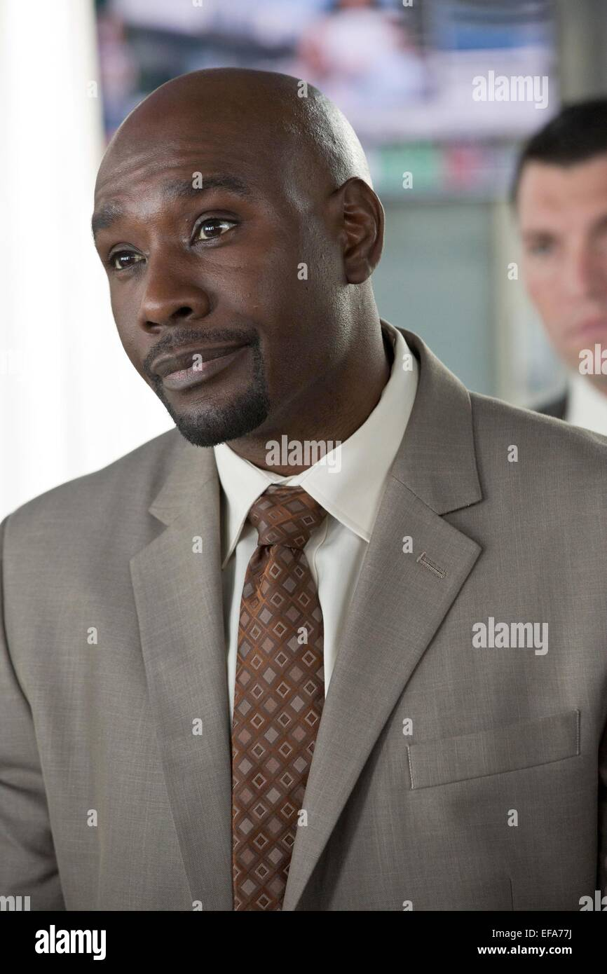 Morris Chestnut Identity Thief 2013 Stock Photo Alamy