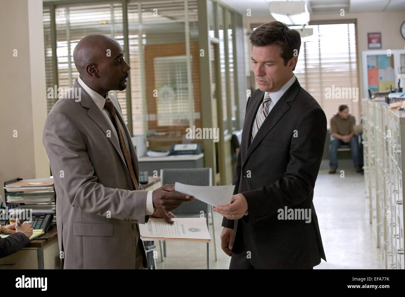 Morris Chestnut Jason Bateman Identity Thief 2013 Stock Photo Alamy
