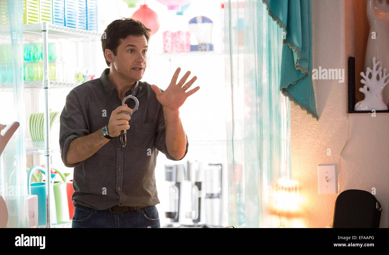Jason Bateman Identity Thief 2013 Stock Photo Alamy