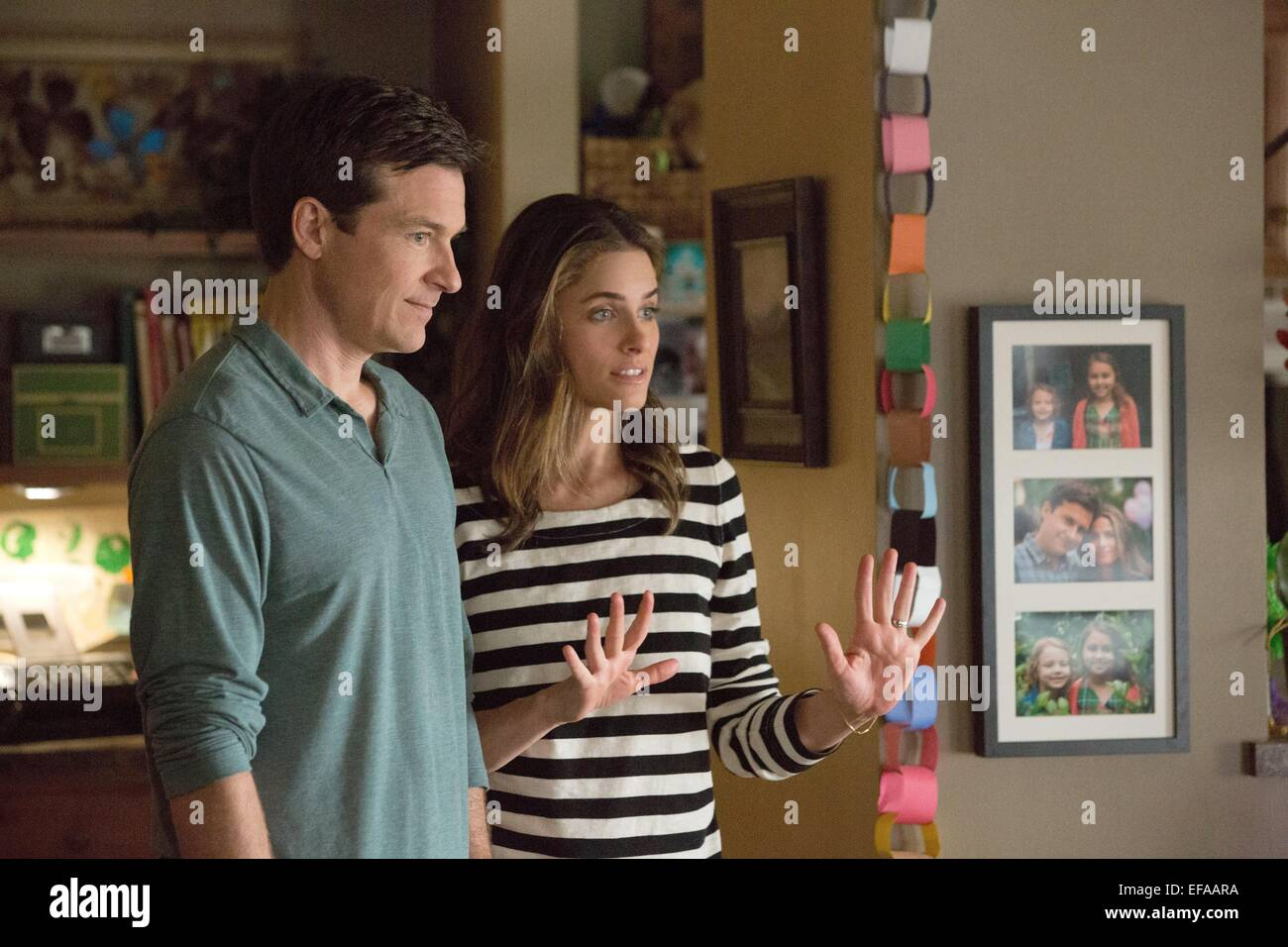 Jason Bateman Amanda Peet Identity Thief 2013 Stock Photo Alamy