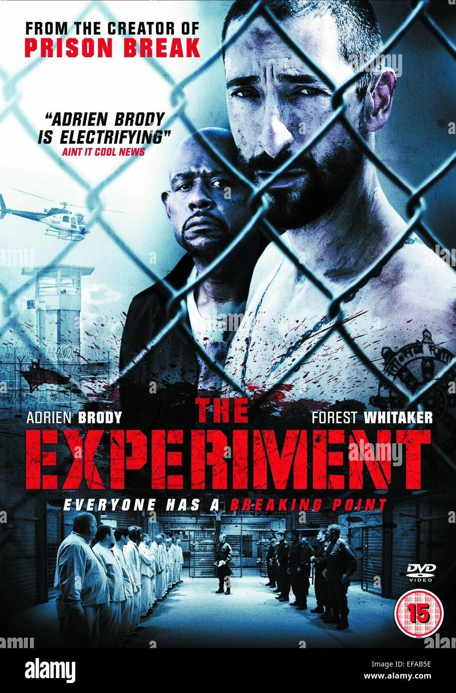 The Experiment 2010 English (Eng Subs) x264 Bluray 480p [276.69 MB] | 720p [818.92 MB] mkv