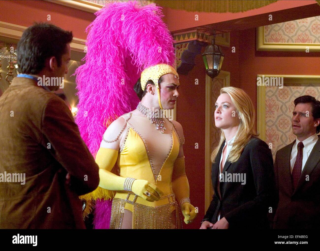 DIEDRICH BADER ELISABETH ROHM MISS CONGENIALITY 2 ARMED AND FABULOUS 2005