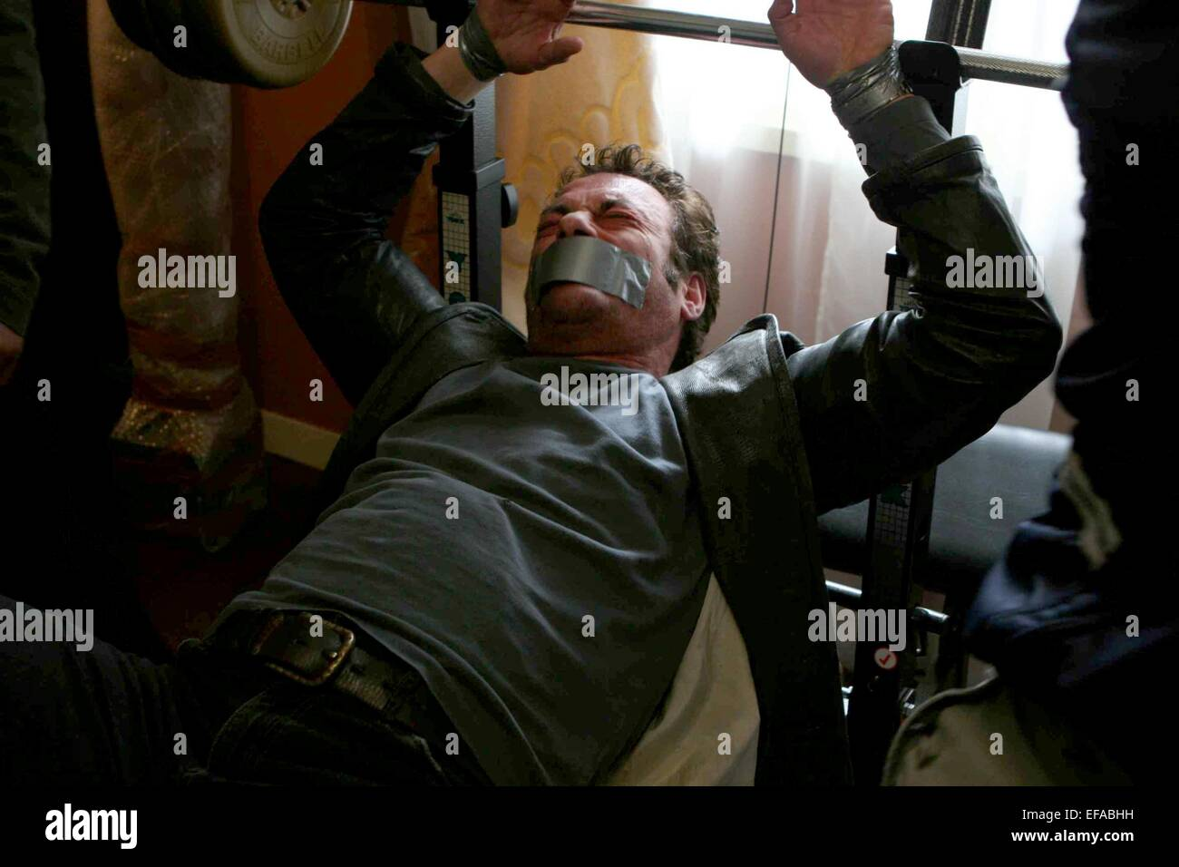 JEAN-CLAUDE VAN DAMME UNTIL DEATH (2007) - Stock Image