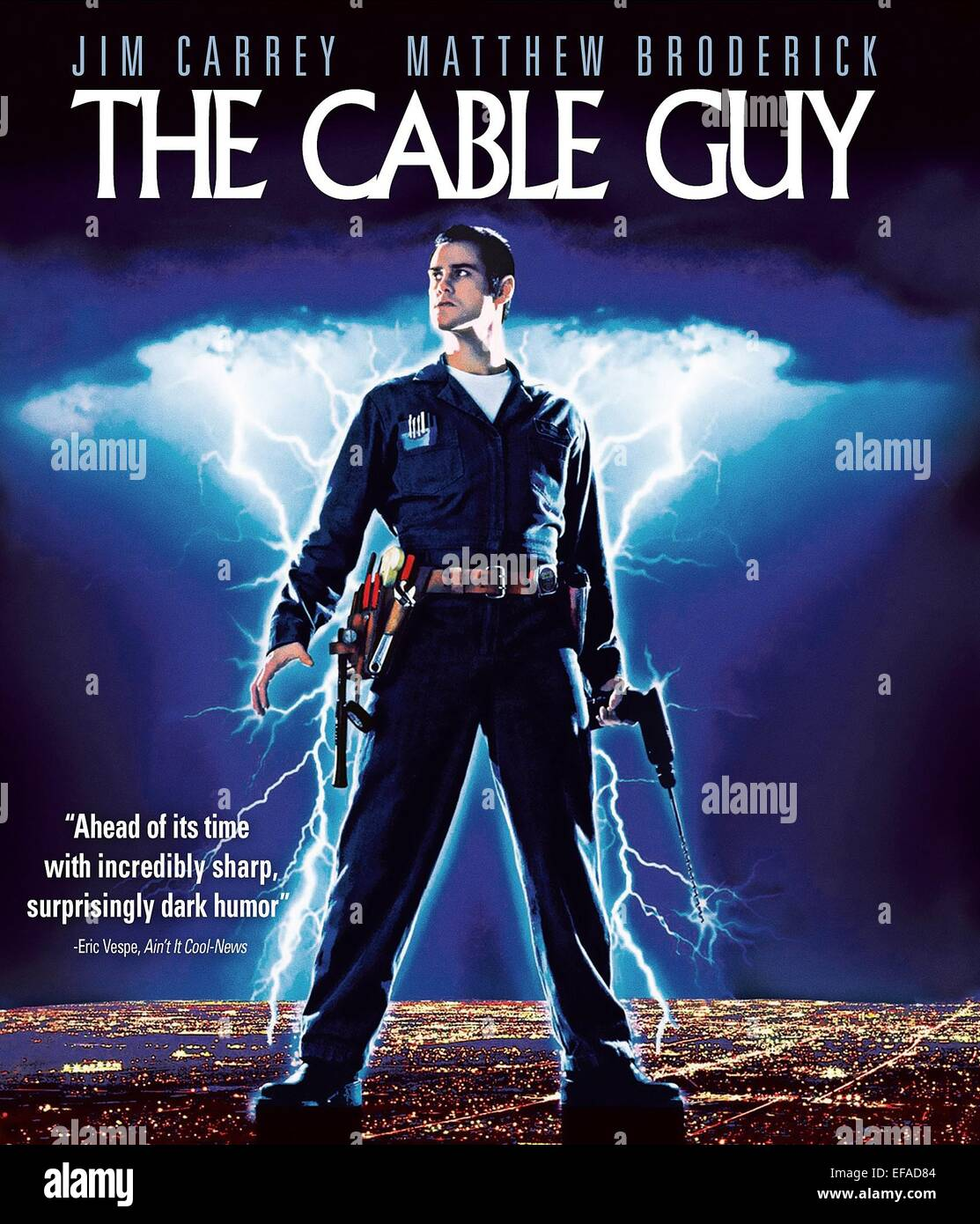JIM CARREY THE CABLE GUY (1996 Stock Photo - Alamy