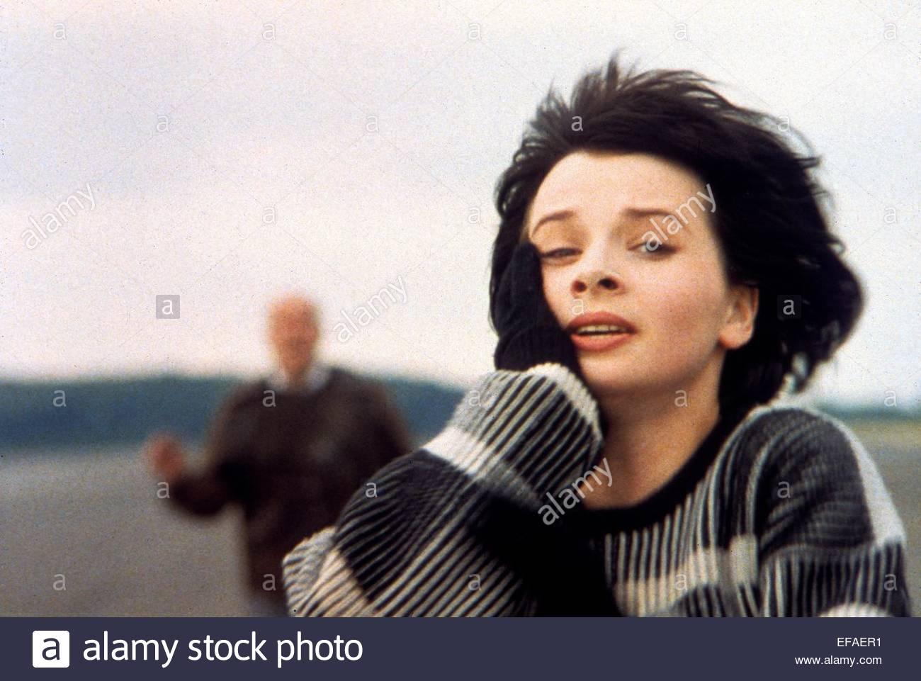 Young Juliette Binoche
