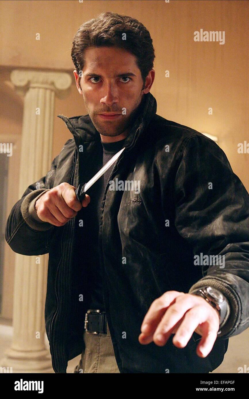 SCOTT ADKINS THE SHEPHERD: BORDER PATROL (2008) - Stock Image