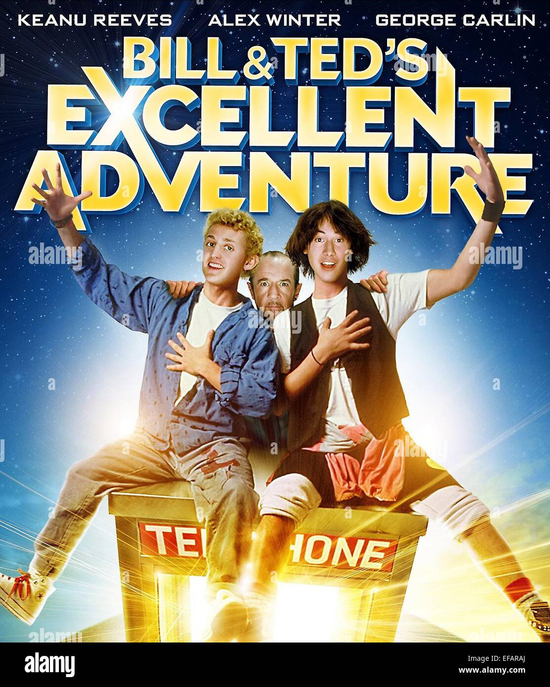 Bill And Teds Most Excellent Adventure