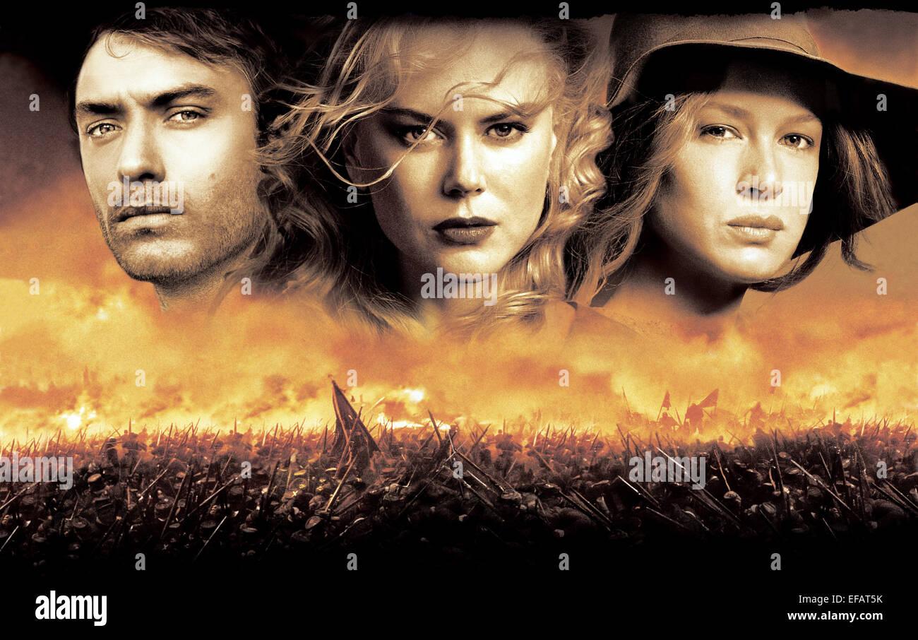 Jude Law Nicole Kidman Renee Zellweger Cold Mountain 2003 Stock Photo Alamy