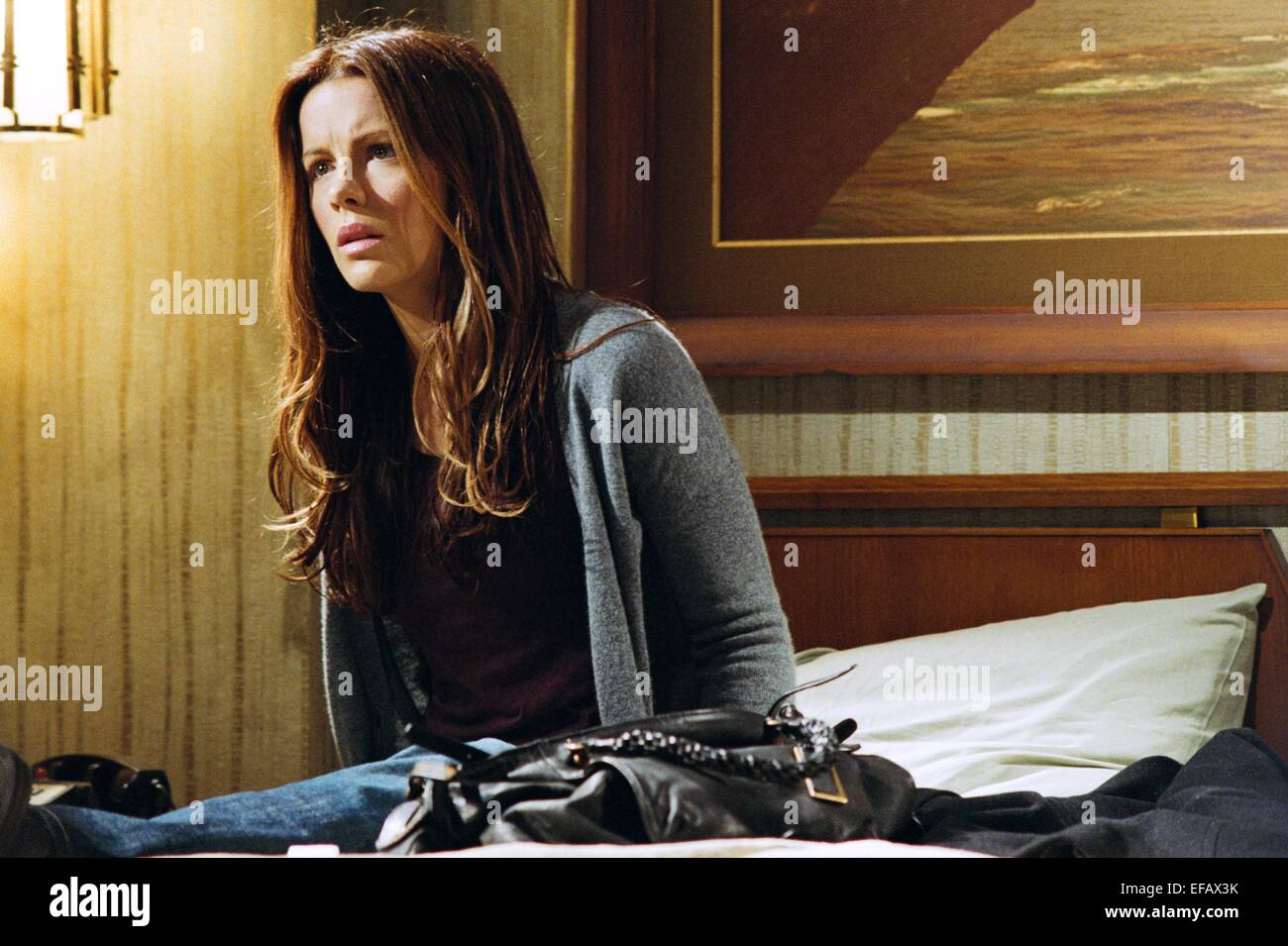 KATE BECKINSALE VACANCY (2007) - Stock Image