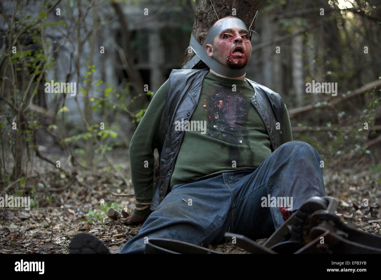 daniel franzese i spit on your grave 2010 stock photo 78305903 alamy