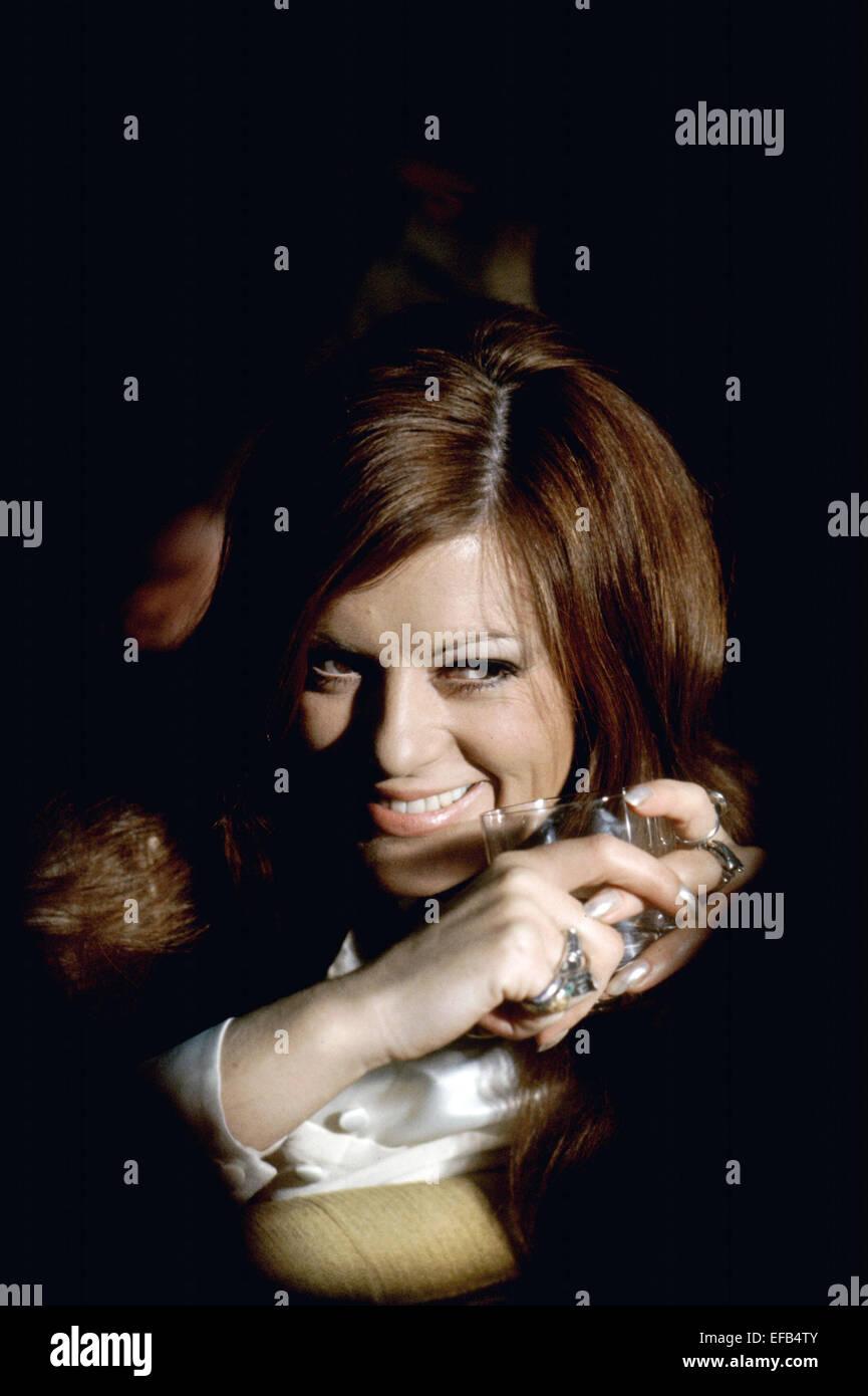 Alessandra Martines (born 1963) photo