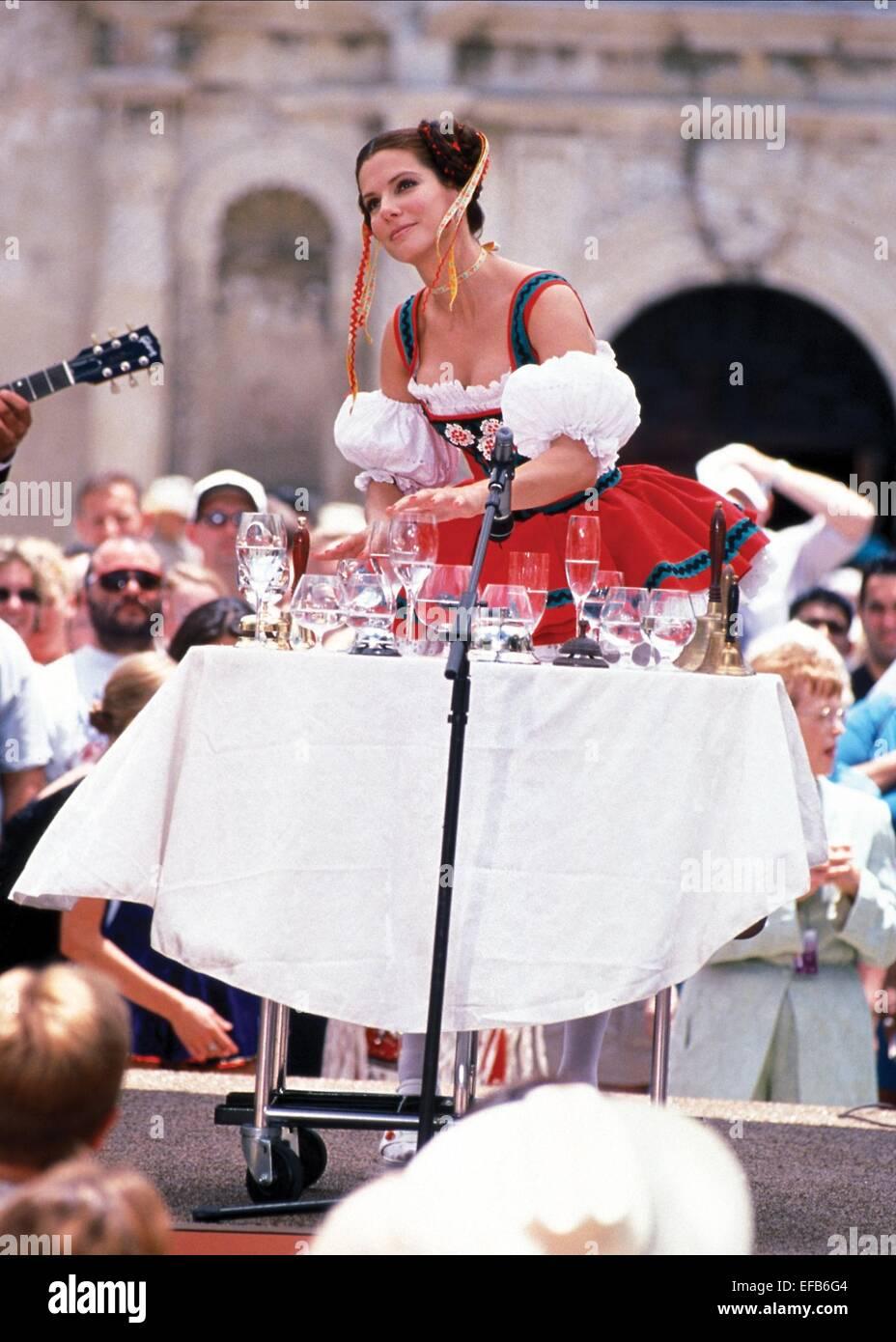 Sandra Bullock Miss Congeniality 2000 Stock Photo Alamy
