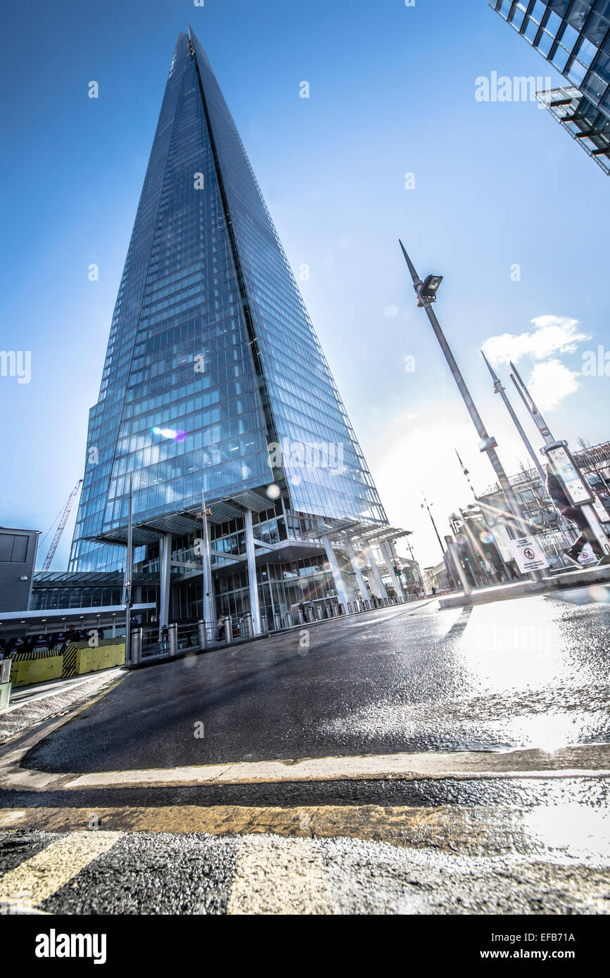 The Shard - Stock Image