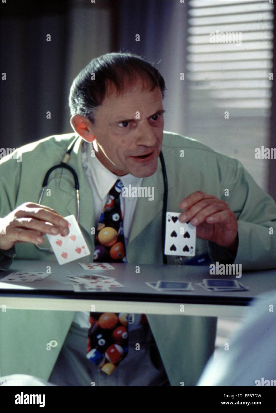 CHRISTOPHER LLOYD INTERSTATE 60: EPISODES OF THE ROAD (2002) - Stock Image