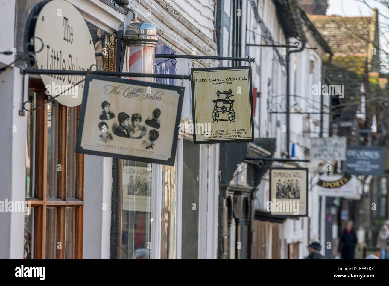East Grinstead. West Sussex. England. UK - Stock Image