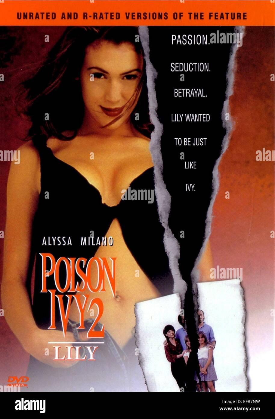 Alyssa Milano Poison Ivy 2 alyssa milano poison ivy 2 stock photos & alyssa milano