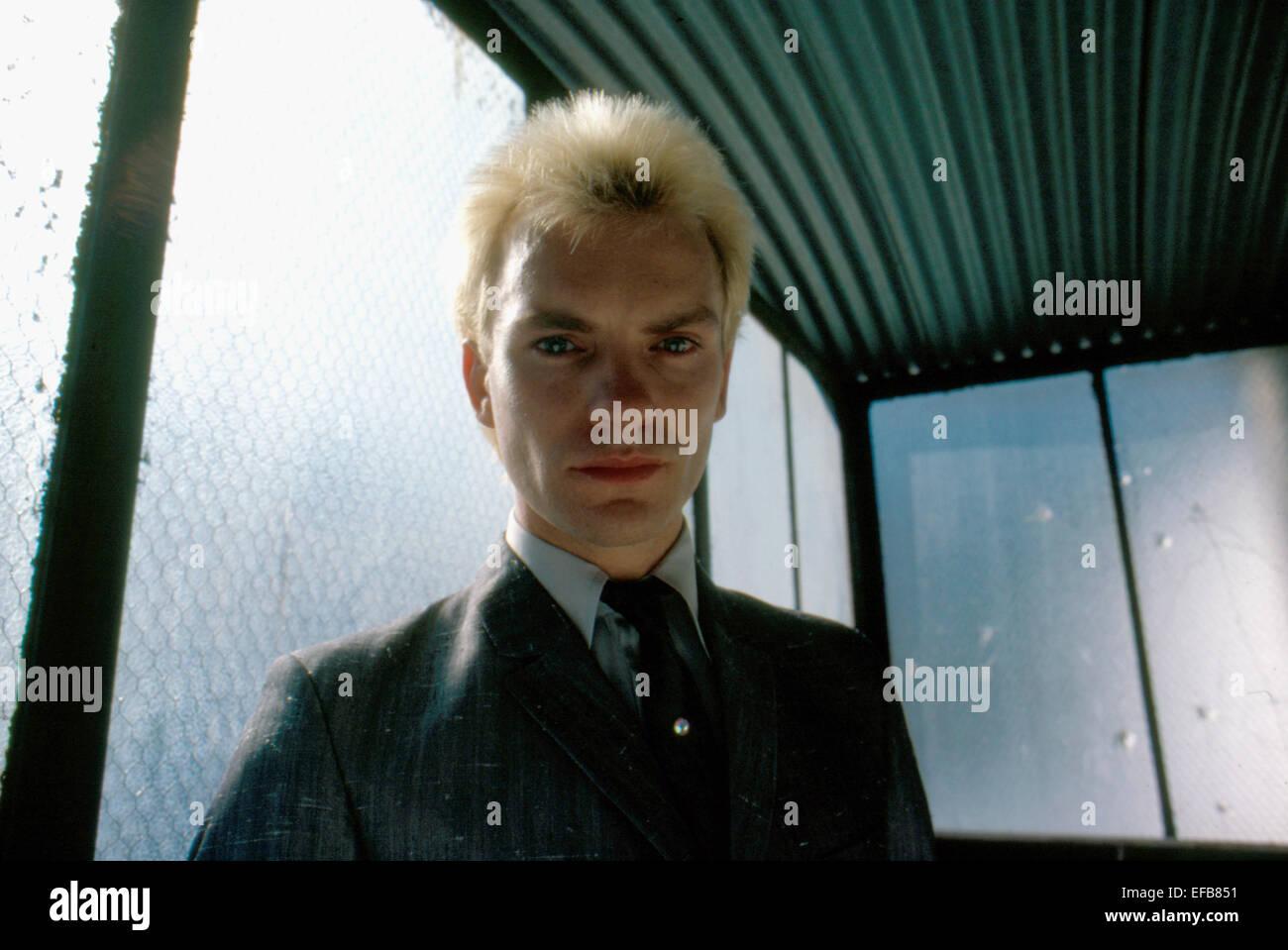 STING QUADROPHENIA (1979) - Stock Image
