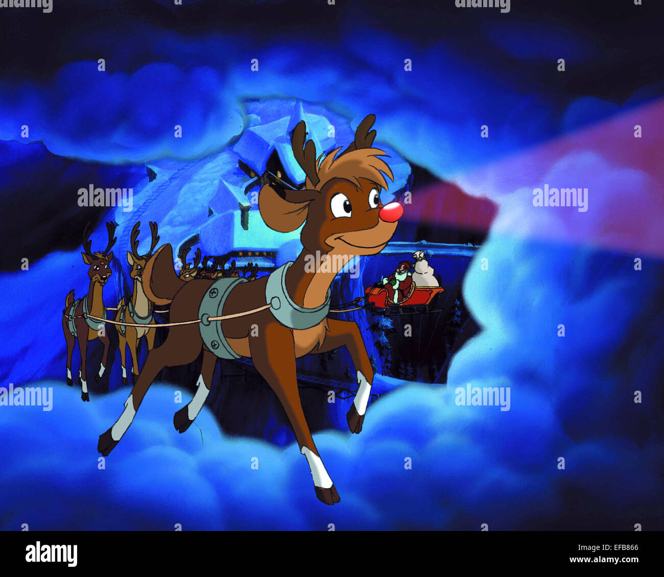 Rudolph Rudolph The Red Nosed Reindeer The Movie 1998