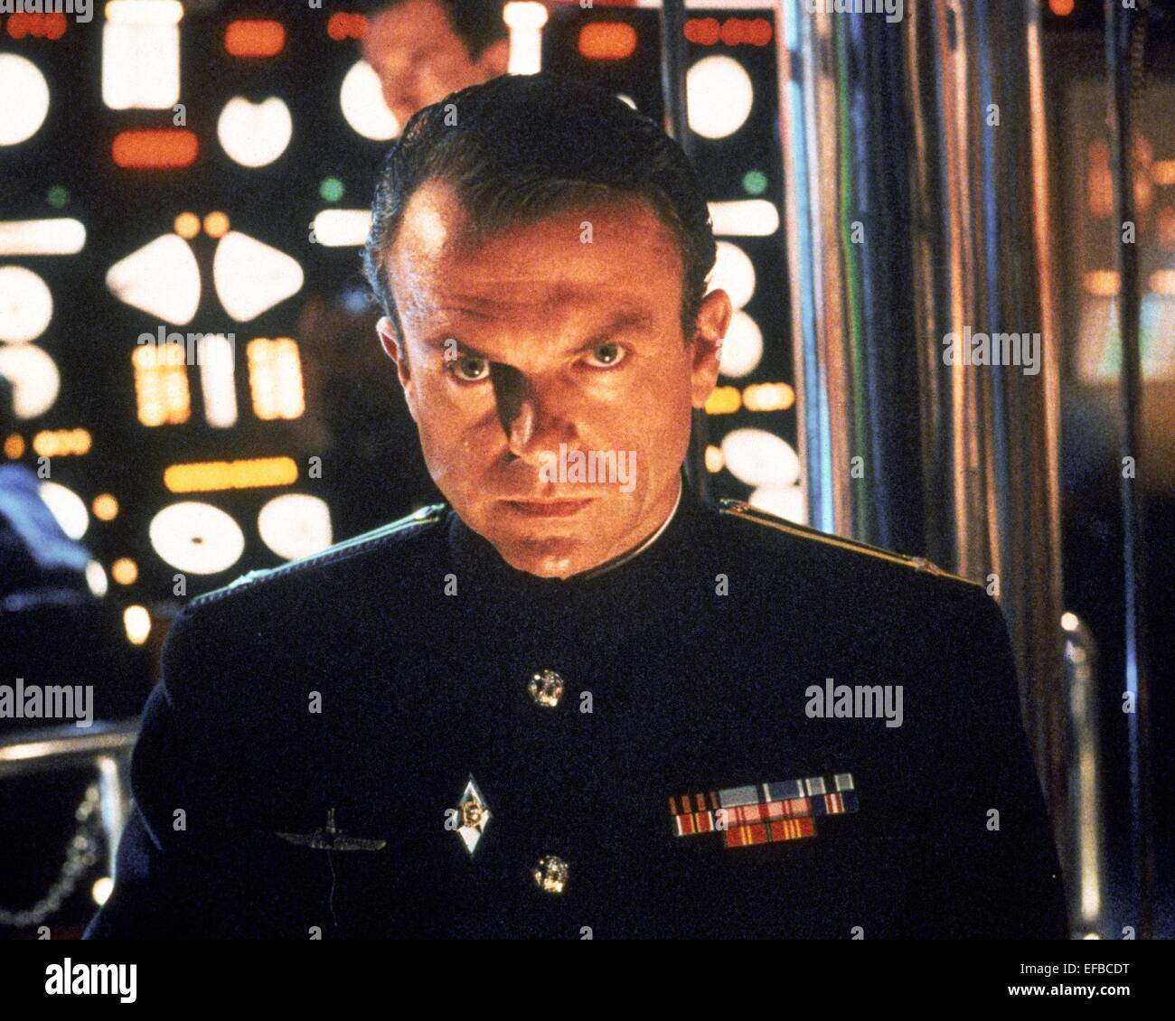 Sam Neill The Hunt For Red October 1990 Stock Photo Alamy