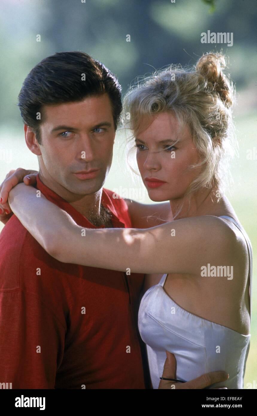 alec baldwin amp kim basinger the getaway 1994 stock photo