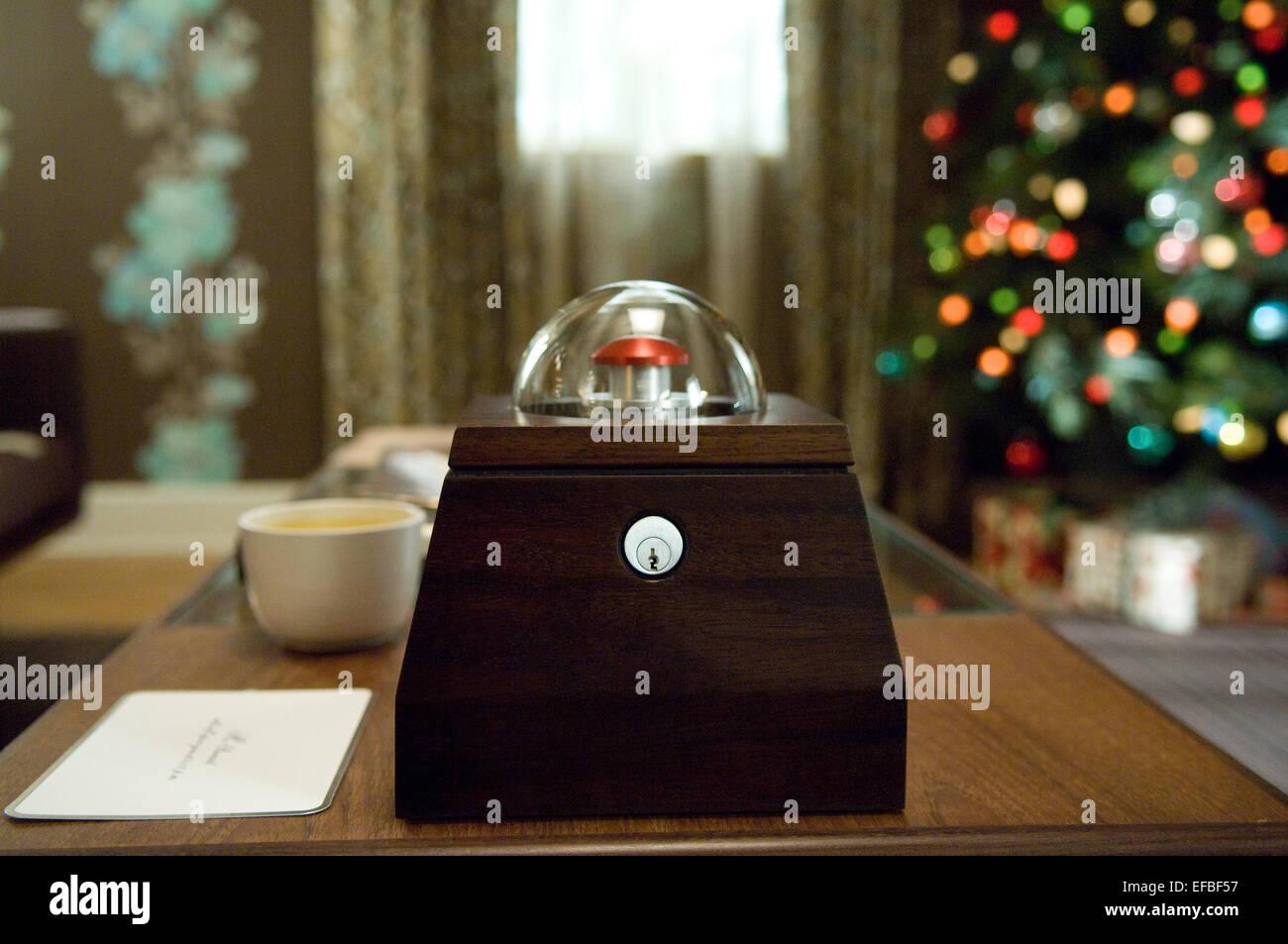 THE BOX THE BOX (2009) - Stock Image