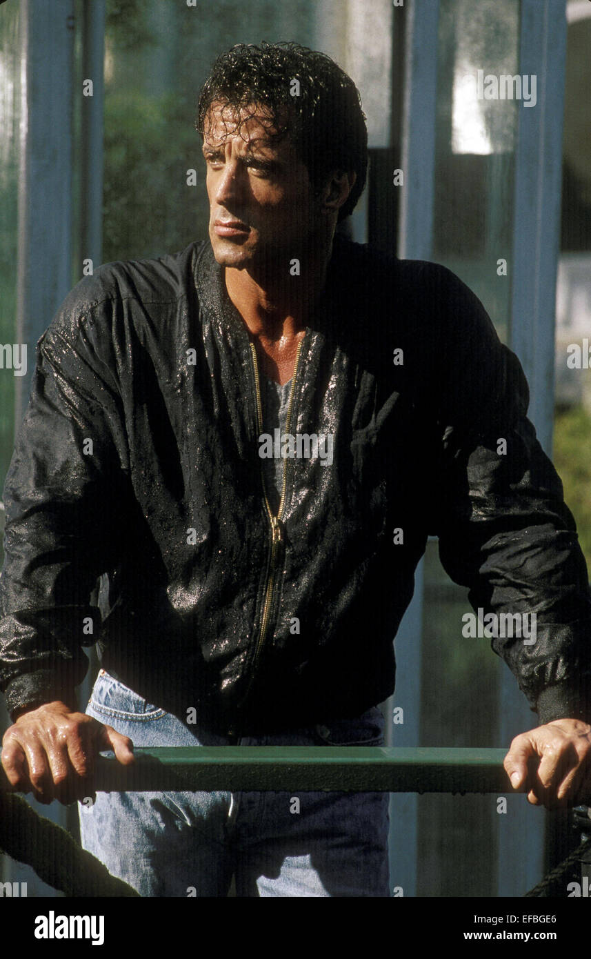 Sylvester Stallone The Specialist 1994 Stock Photo Alamy