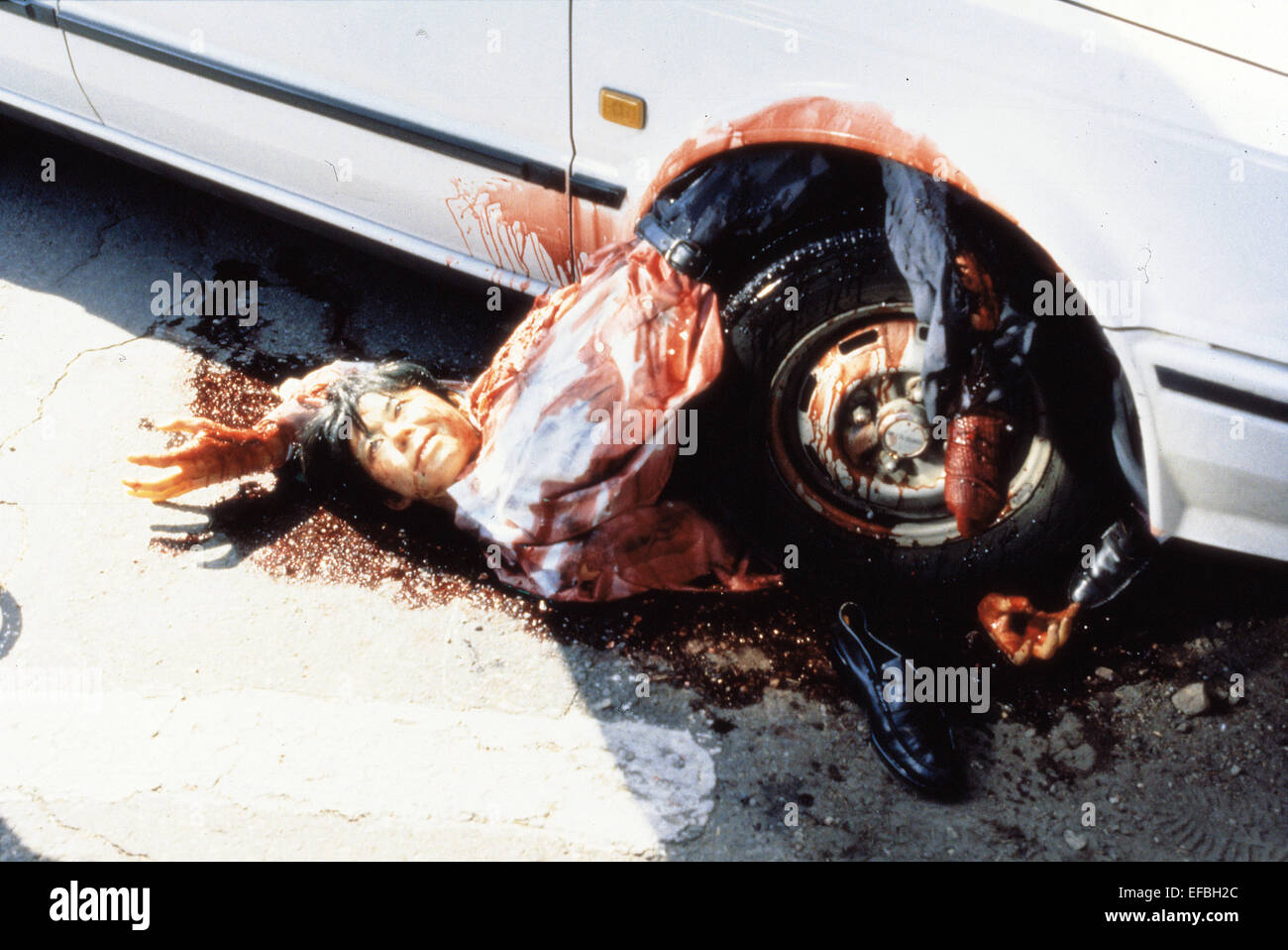Is A Car Accident A Crime Scene