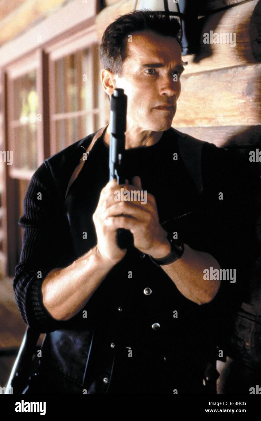 Arnold Schwarzenegger Eraser 1996 Stock Photo Alamy