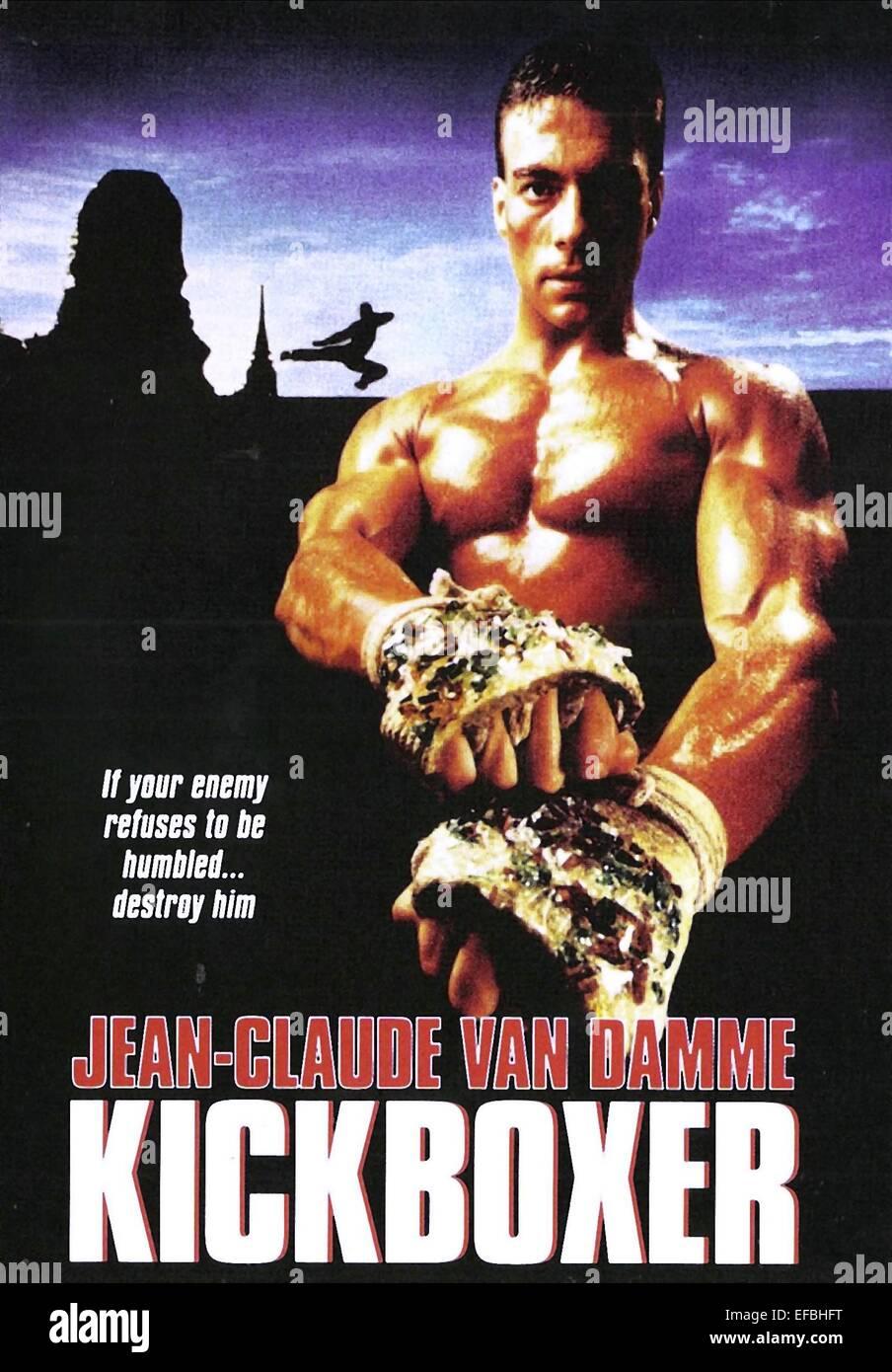 film jean claude van damme kickboxer