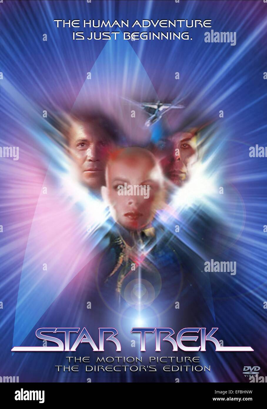 MOVIE POSTER STAR TREK THE MOTION PICTURE 1979