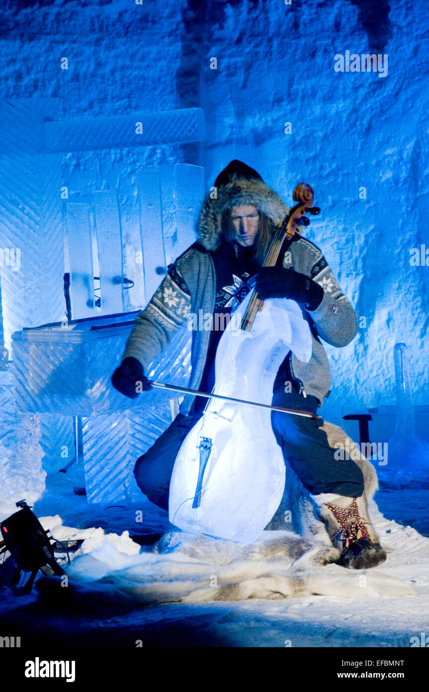 19f7a214 Svante Henryson performs at the Geilo Ice Music Festival in Norway in  January 2013. All