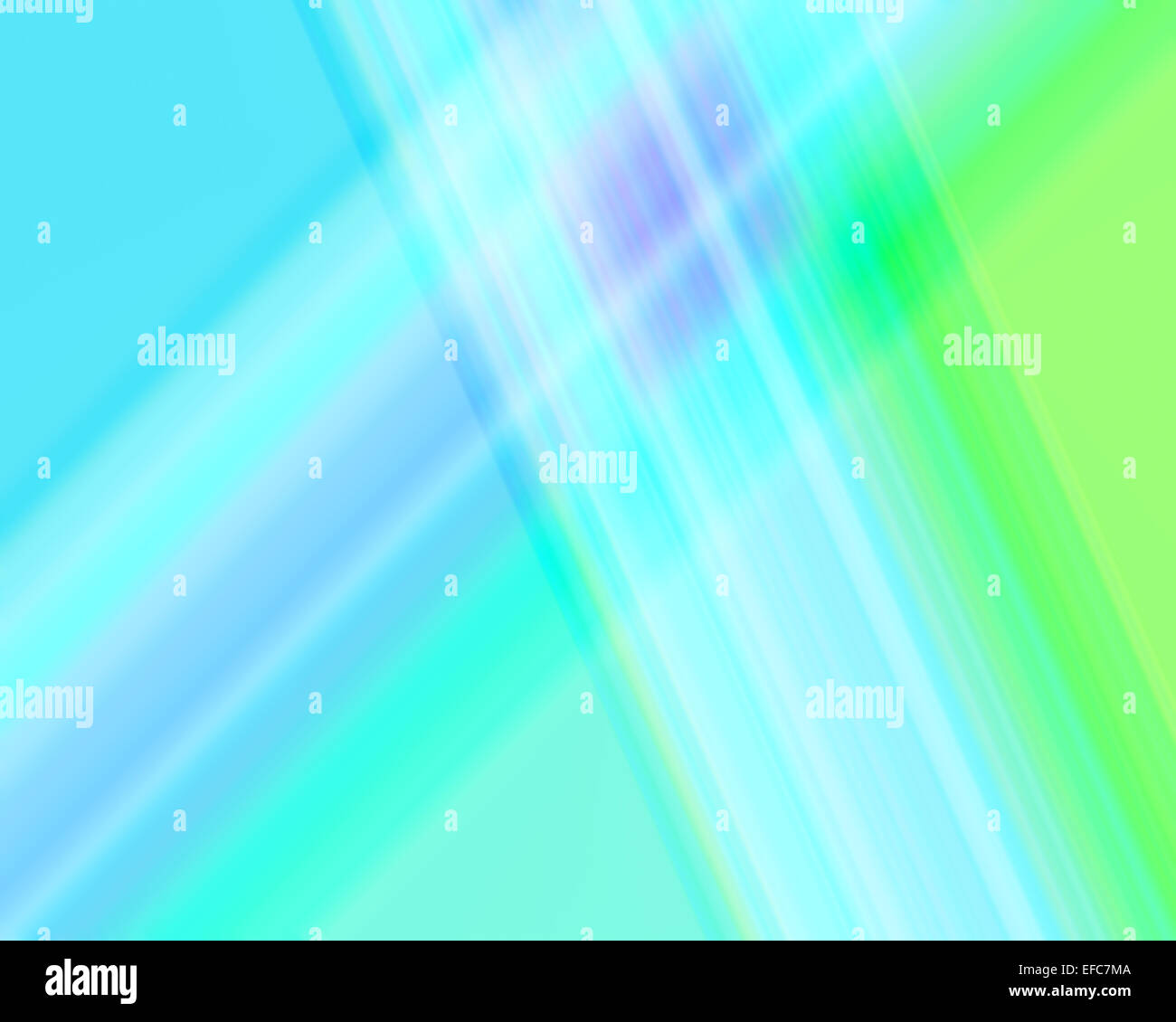 A design intended for use as a background, showing a subtle variety  of colors with crossing blurred lines. - Stock Image