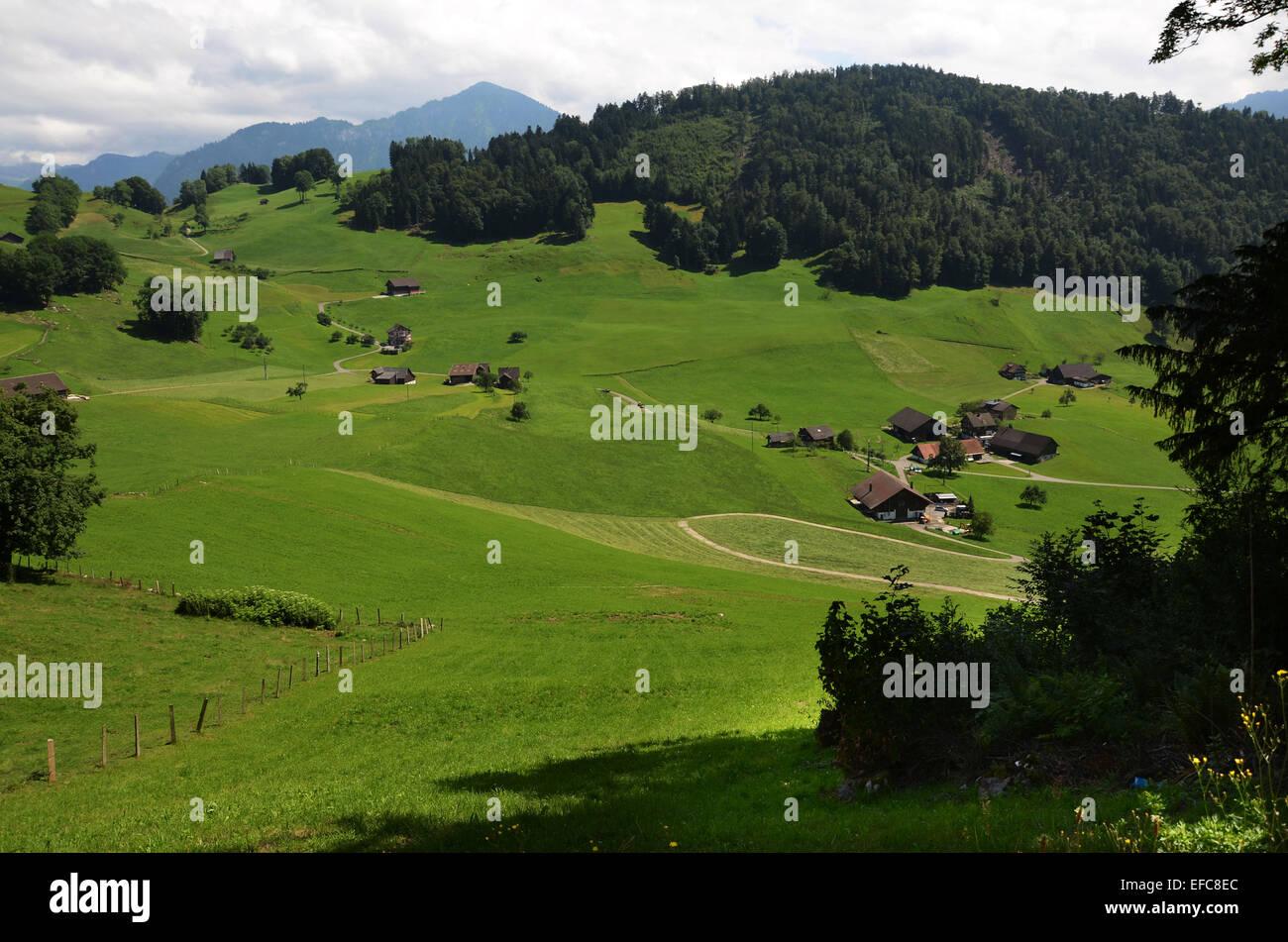 Nidwalden Switzerland Stock Photos Nidwalden Switzerland Stock