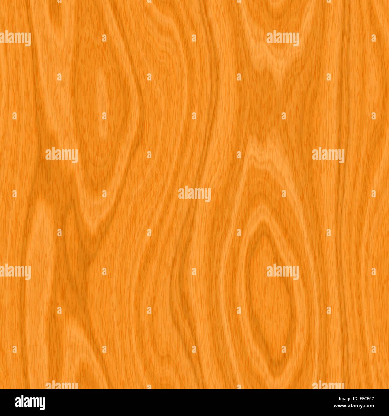 Closeup view of wooden laminated flooring - Stock Image