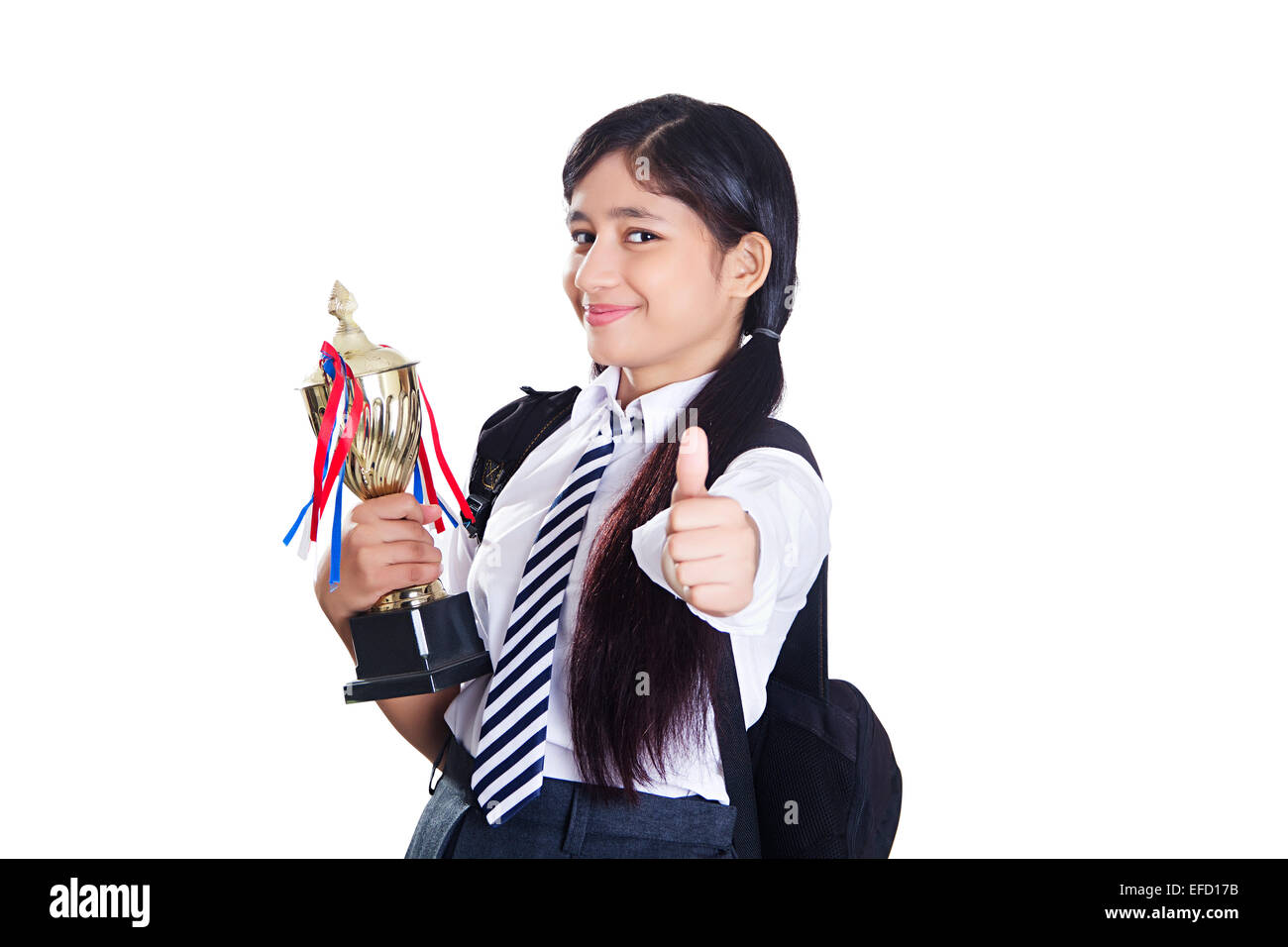 Simple Indian School Girls