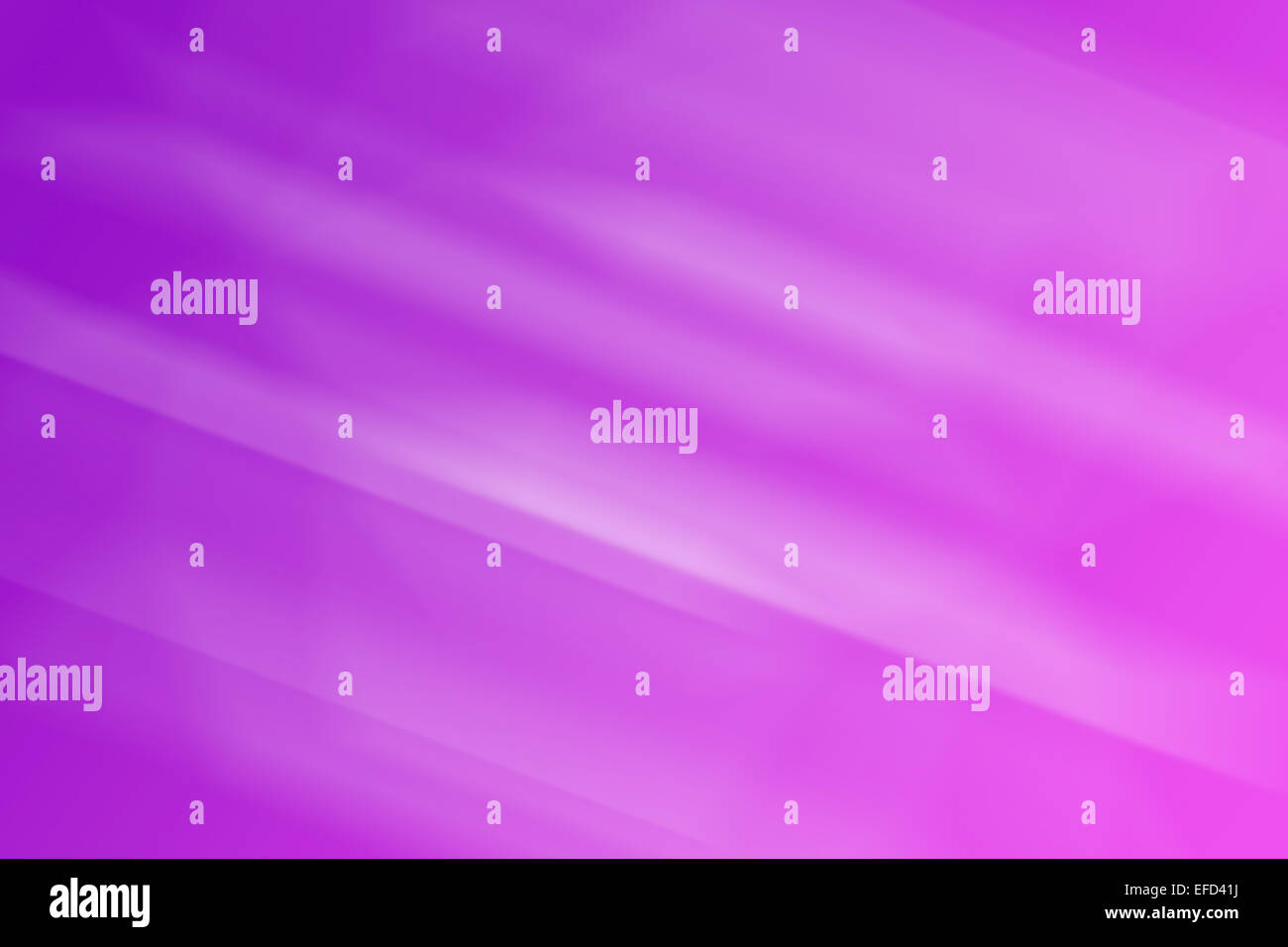 A violet to magenta graduated image with diffused white lines for use as a background  for your text and images - Stock Image