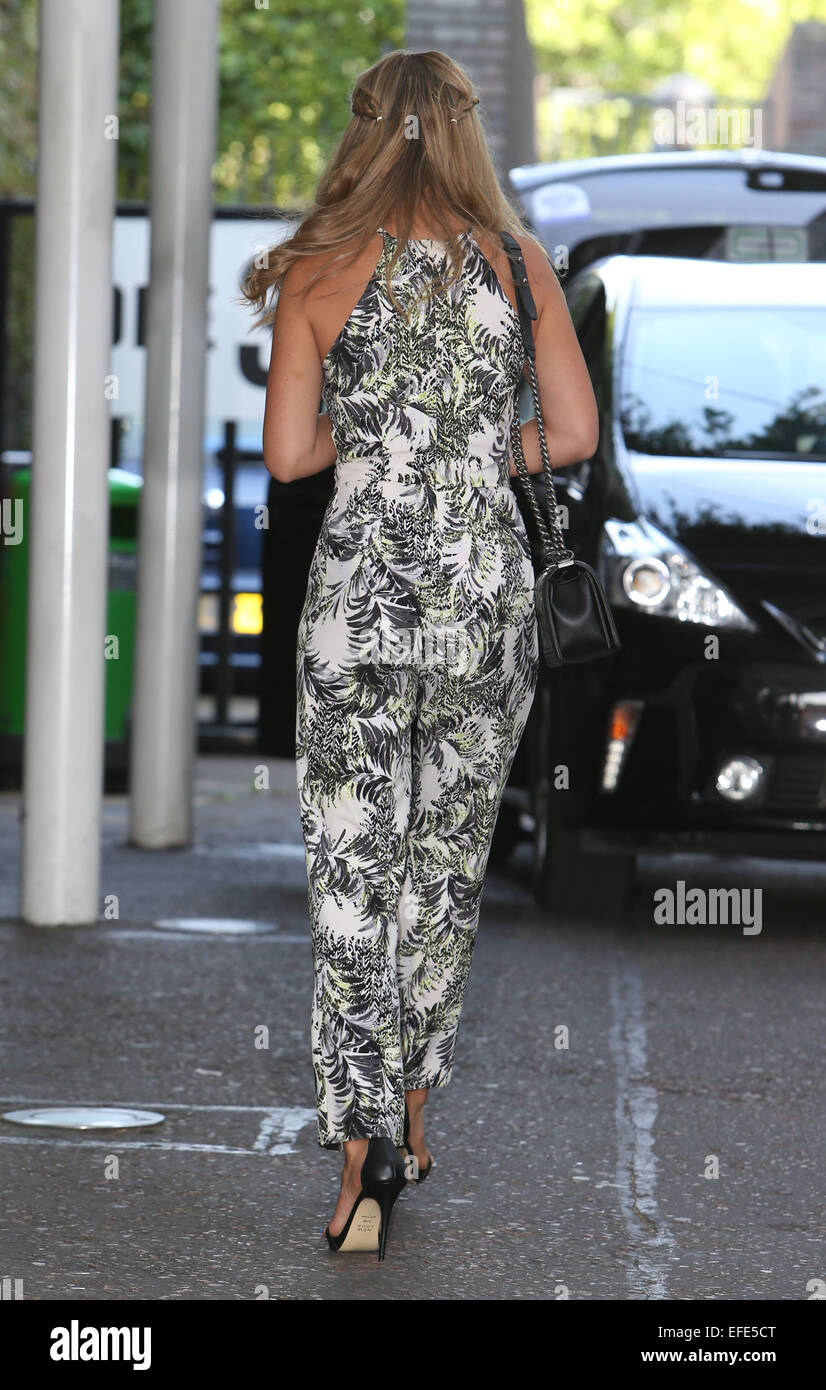 39649e0443 Amy Willerton outside the ITV studios Featuring  Amy Willerton Where   London