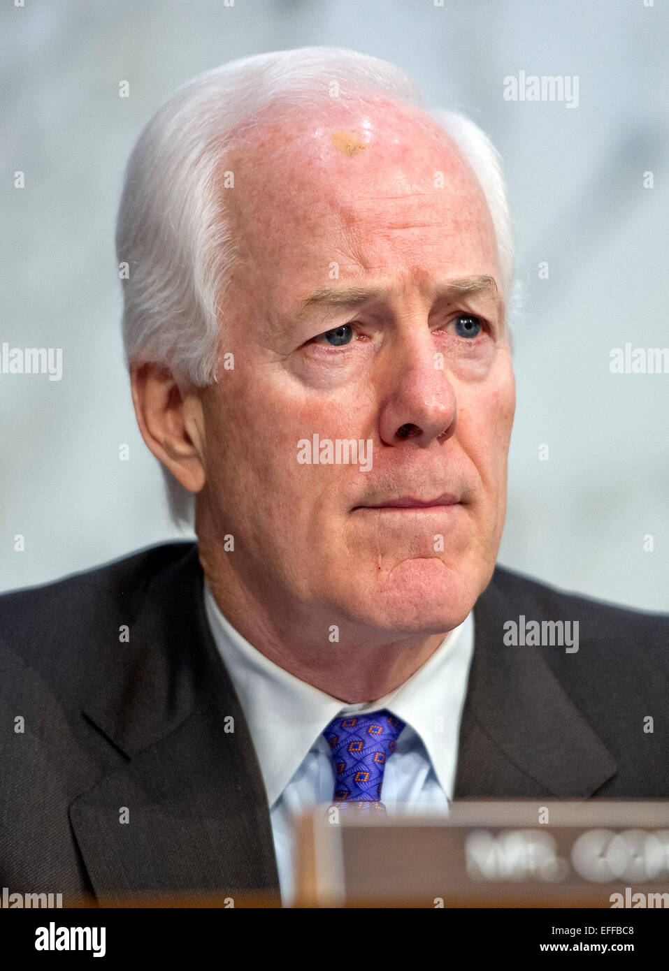 United States Senator John Cornyn (Republican of Texas